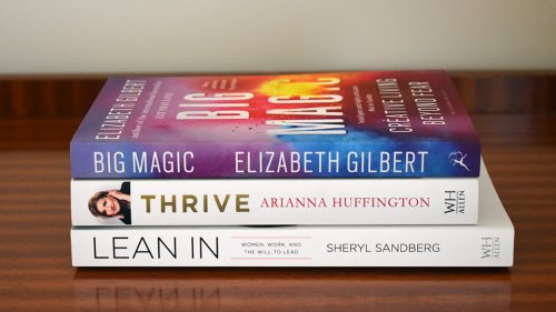 3 books that have influenced my career
