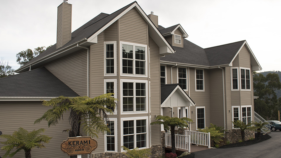 Kerami Manor in Marysville