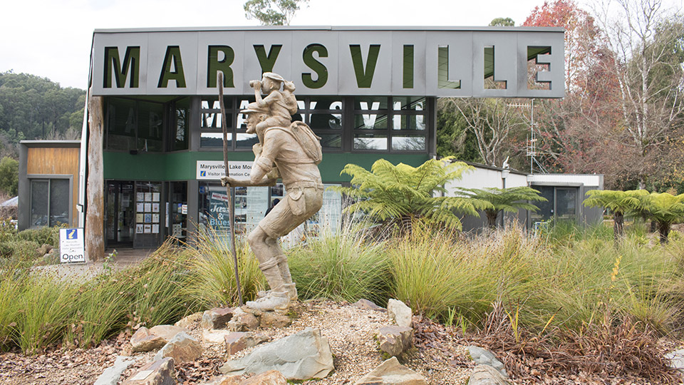 Marysville town travel guide