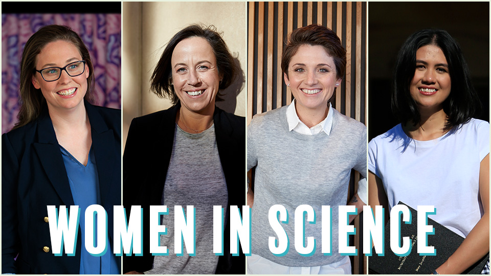 Meet the women making headway in science in Australia