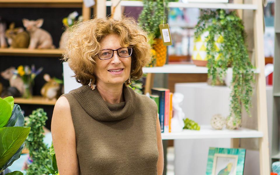 Deborah Drexler, co-founder of furniture brand Matt Blatt