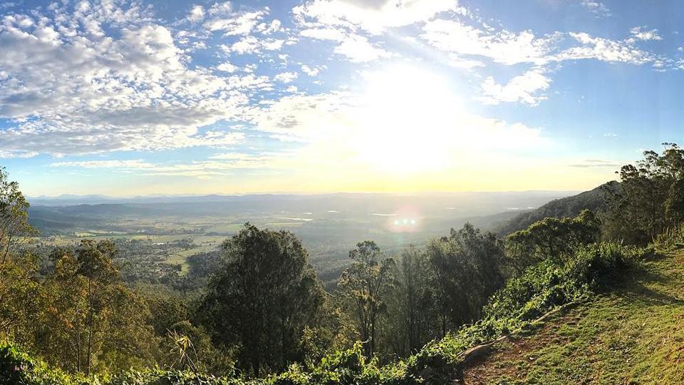 Witches Falls View at Mt Tamborine - Gold Coast