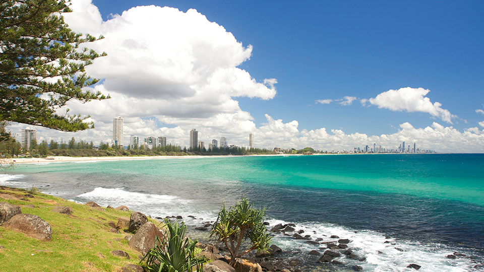 Travel guide to the Gold Coast