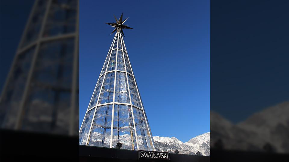 Swarovski Crystal World Innsbruck Austria