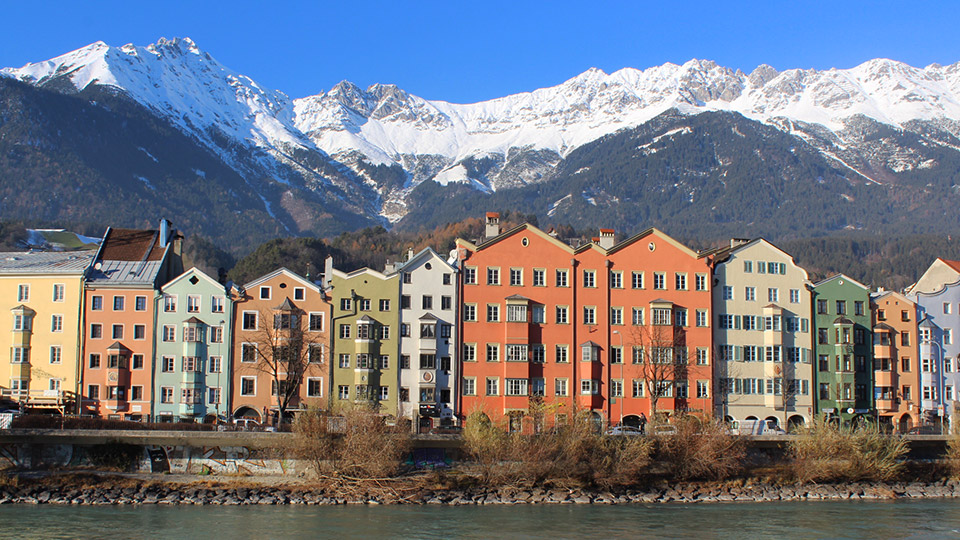 Travel guide to Innsbruck, Austria