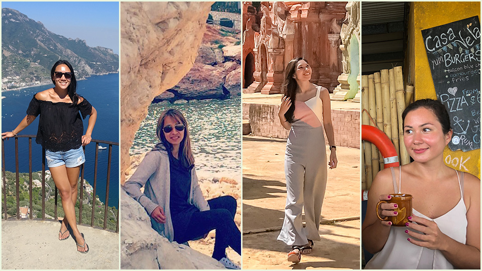 Meet the women who combine work and travel