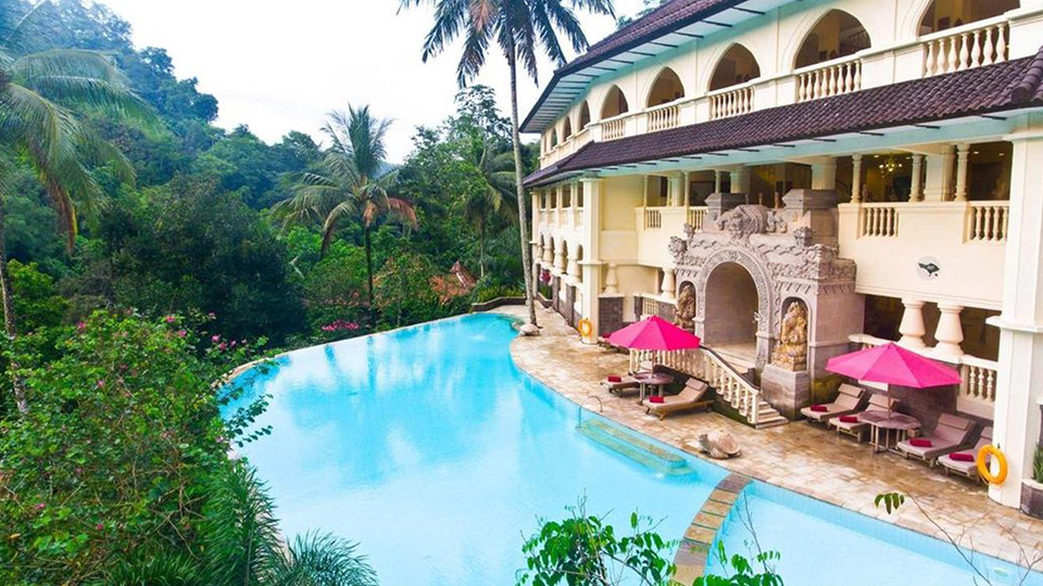 Ayung Resort Ubud - Credit Ayung Resort