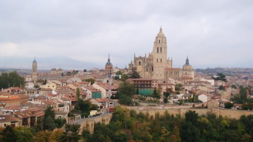 Travel guide to Segovia, Spain