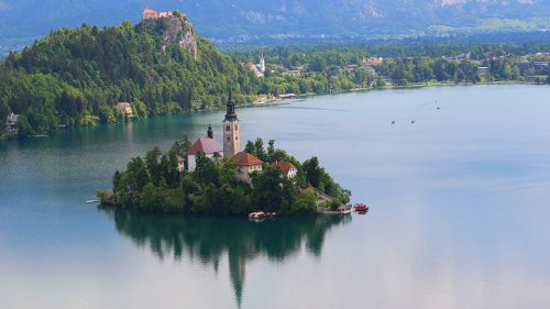 Travel guide to Lake Bled, Slovenia
