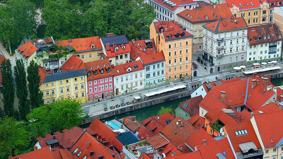 Travel guide to Ljubljana, Slovenia: Things to do, places to eat, where to stay in Slovenia's capital