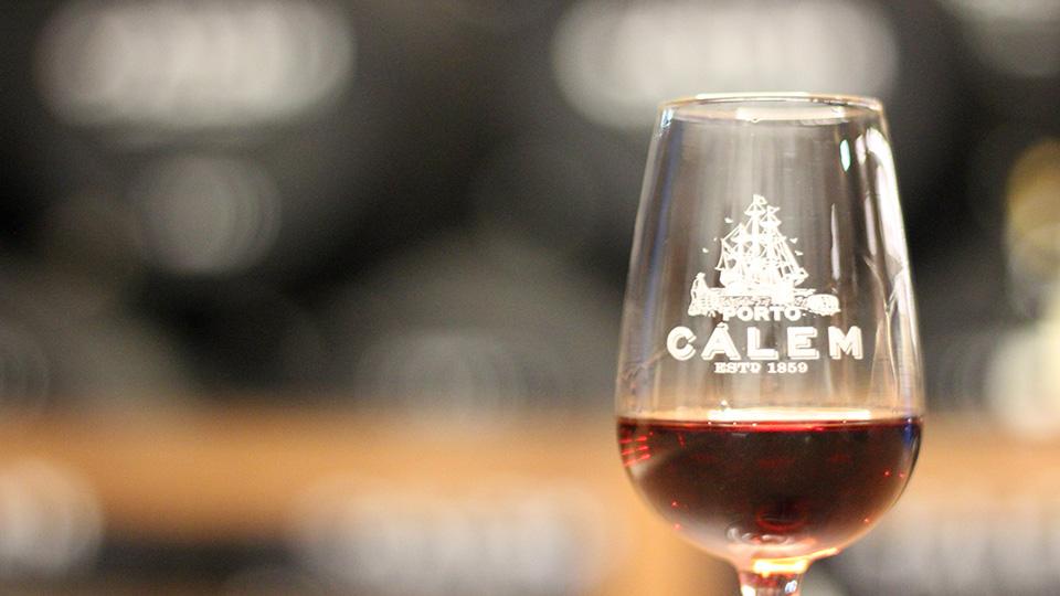 Calem port wine tasting tour