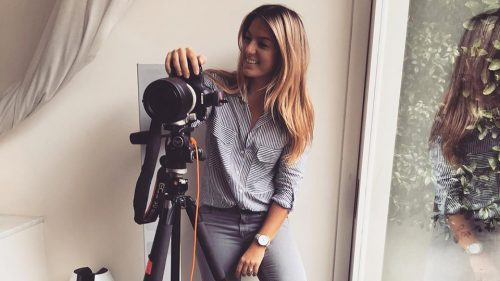Women in business: Meet fashion photographer Emily Abay