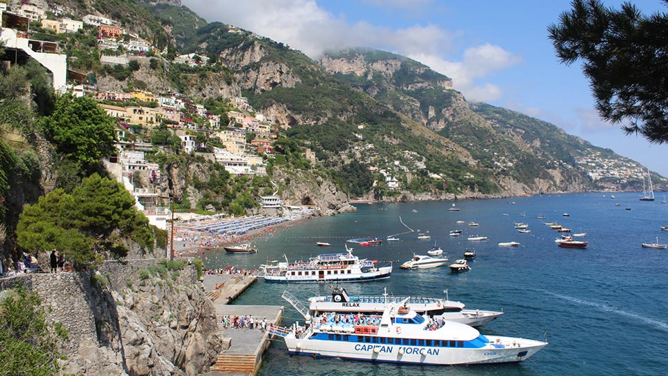 Travel guide to Positano, Italy