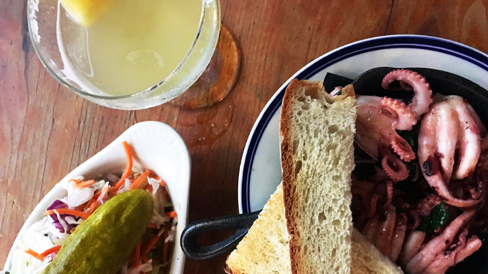 A food lovers' guide to Brooklyn, New York City - Sea Wolf