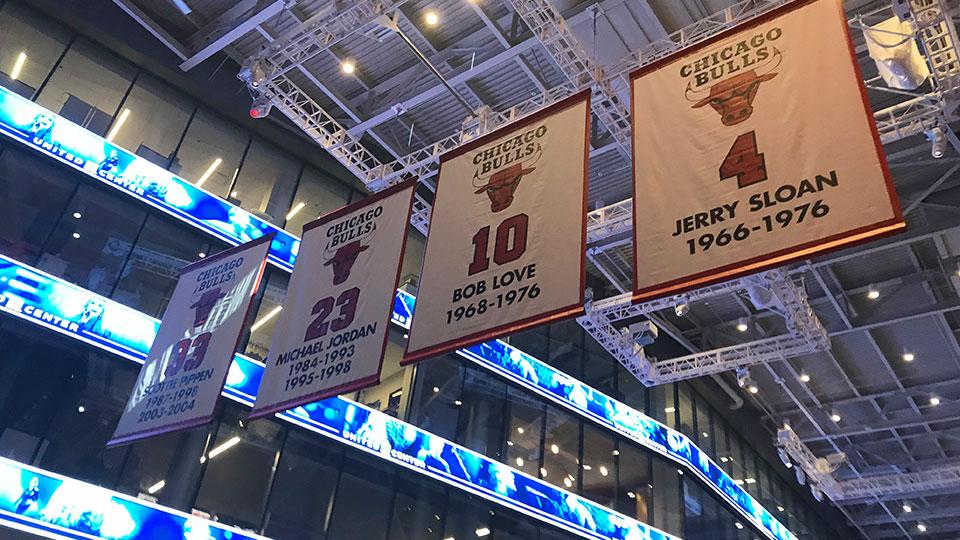 Chicago Bulls NBA game