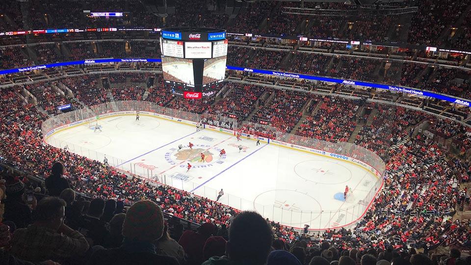 NHL Ice Hockey Chicago