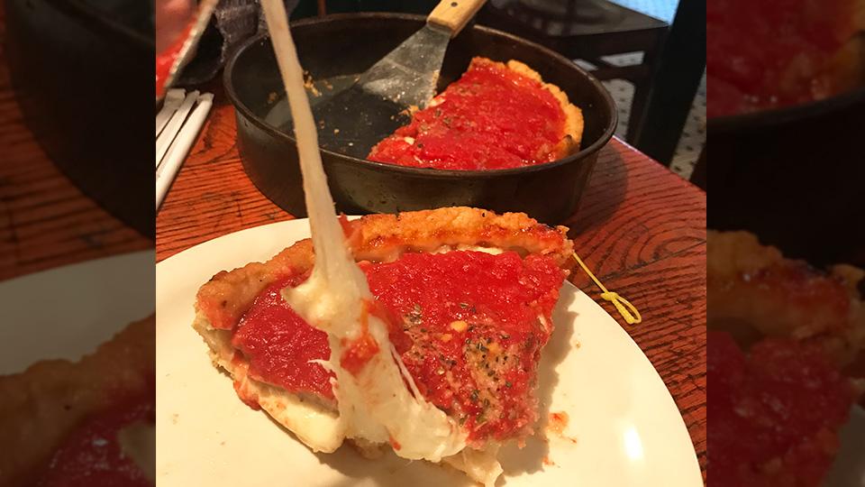 Uno Pizzeria & Grill Chicago