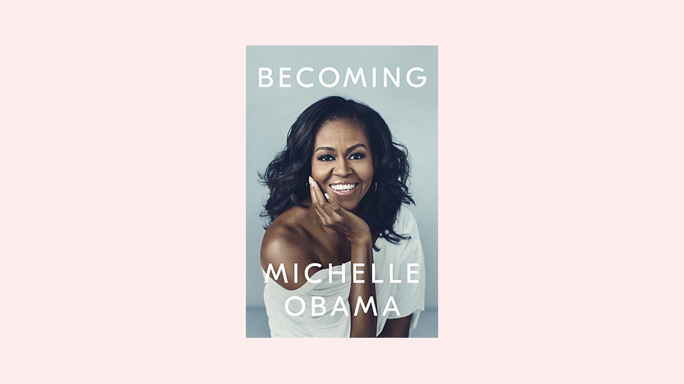 Becoming by Michelle Obama. Image credit: Penguin Australia,