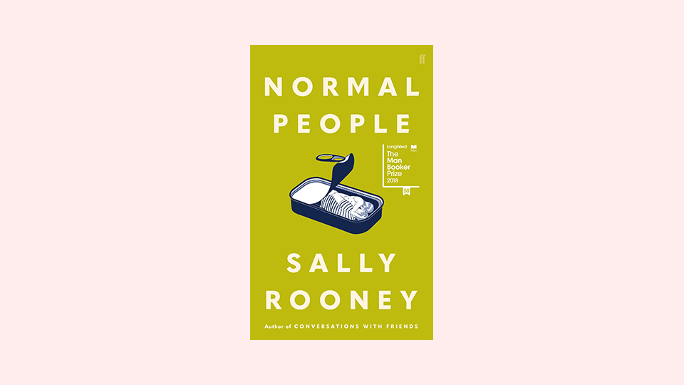 Normal People by Sally Rooney. Image credit: Allen and Unwin.