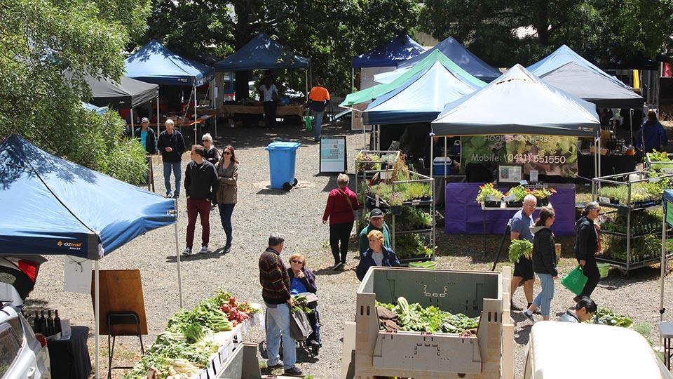 Kyneton Farmers' Market