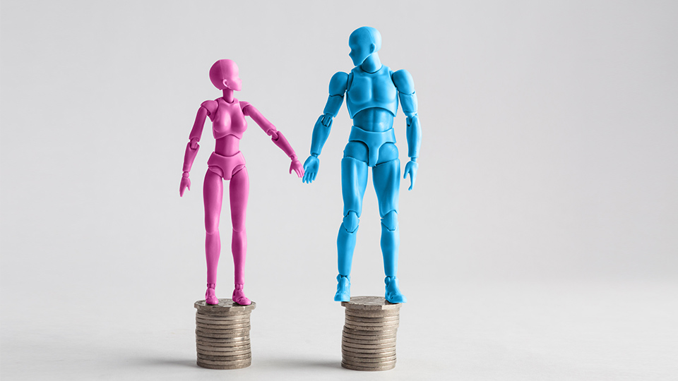 Australian gender pay gap hits record low