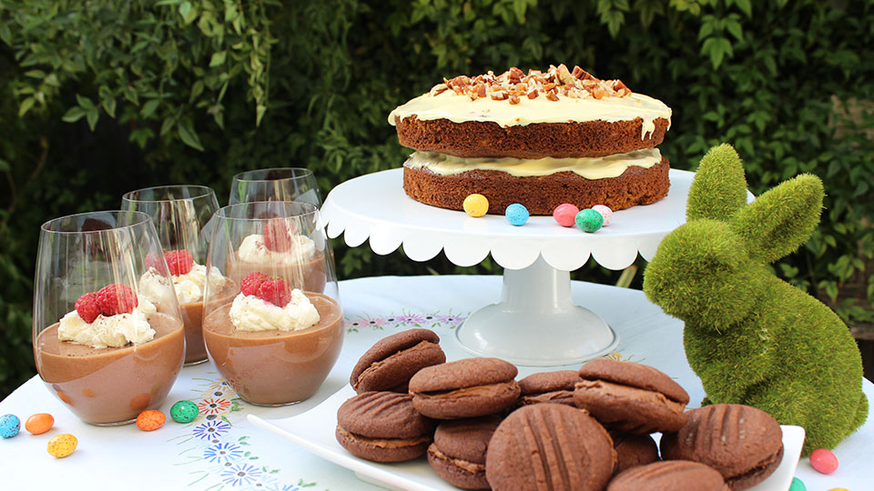 3 sweet treats to whip up this Easter