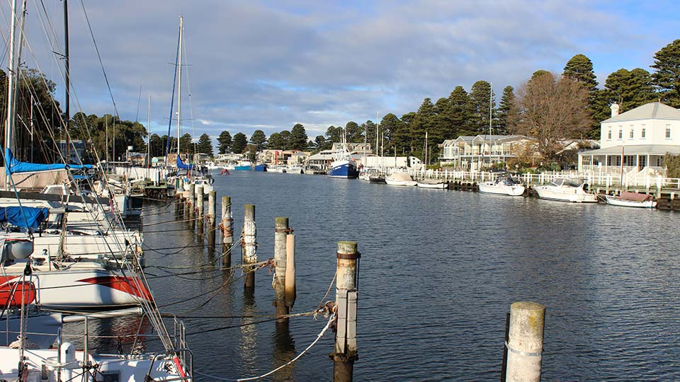 Getting to Port Fairy
