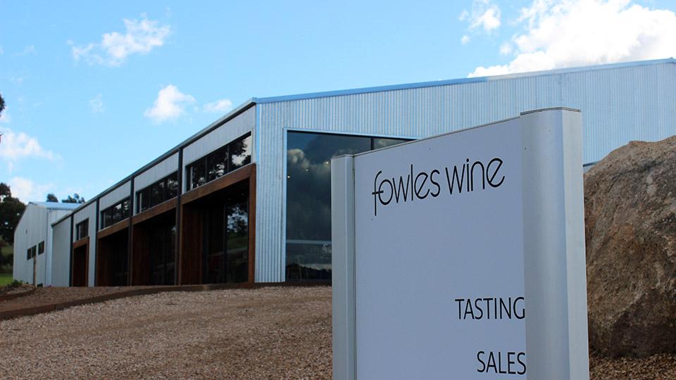 Fowles Wine, Seymour