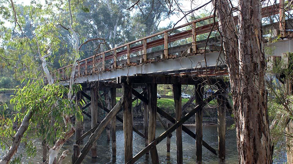 Goulburn River Walk, Seymour