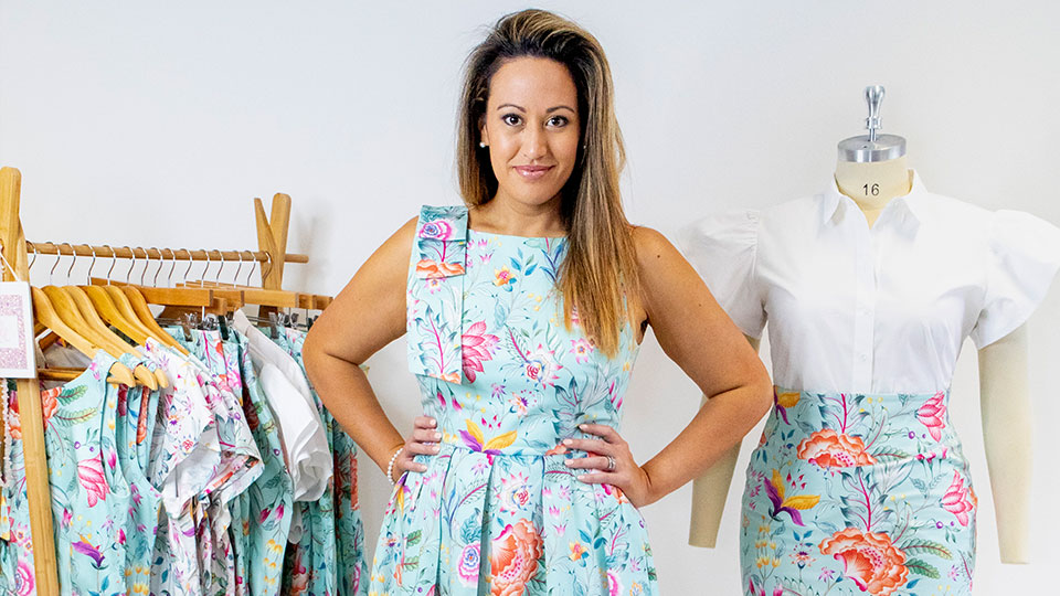 Women in business: Meet Andrea Brown, founder of Andrea Lucy Designs