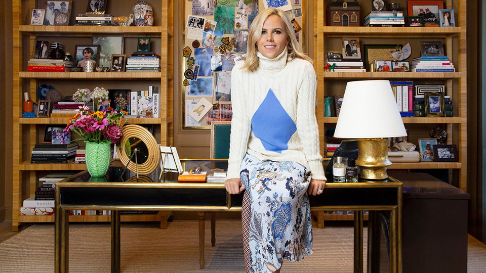 Tory Burch on why empowering women is ingrained in her brand's DNA