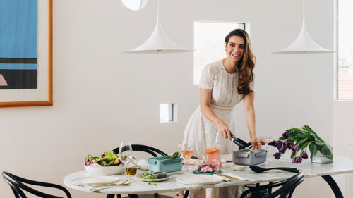 Chef Sarah Todd shares tips for summer entertaining
