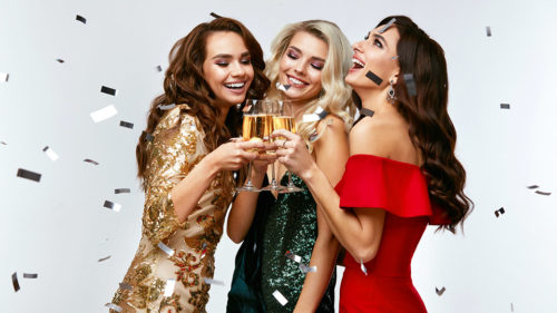 Festive fashion: Styling tips on how to dress for party season
