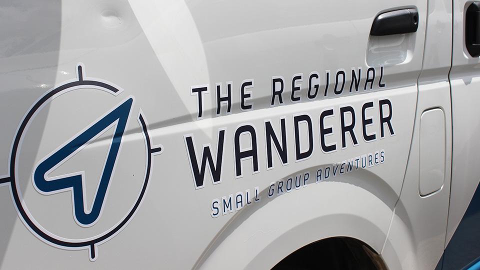 The Regional Wanderer, Woodend