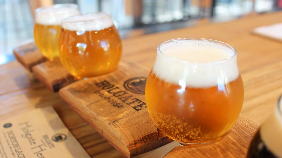 Holgate Brewhouse beer
