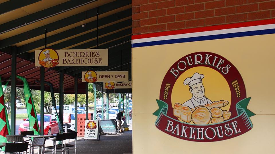 Bourkies Bakehouse Woodend