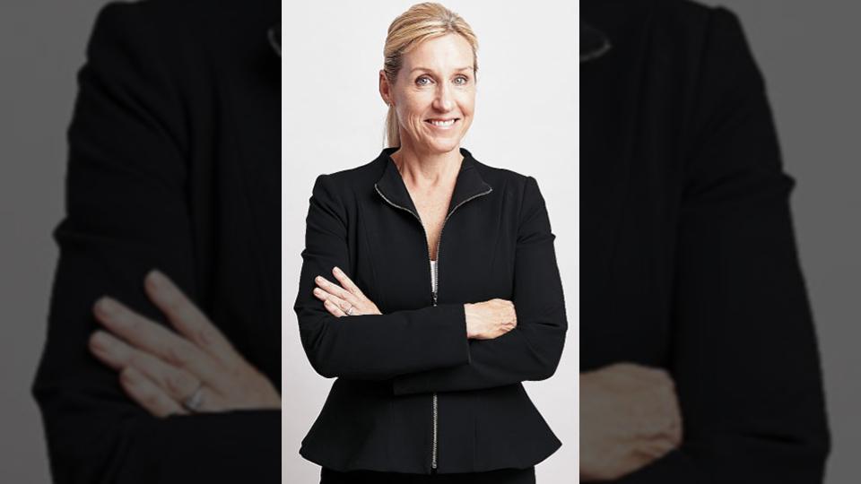 Katea Gidley, managing director of career coaching business Career Ahead