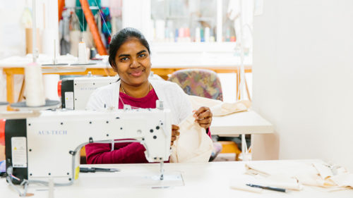 How sewing enterprise Second Stitch empowers migrant women