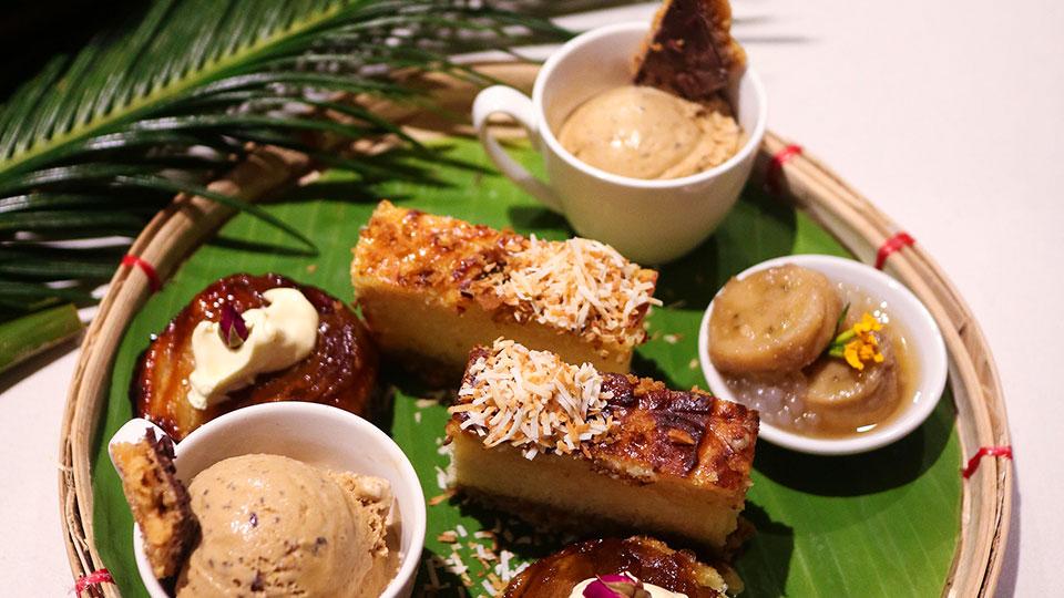 Entree.Pinays food 2