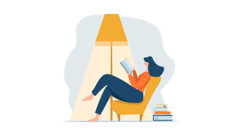 5 perfect books to read while you're self-isolating or quarantined