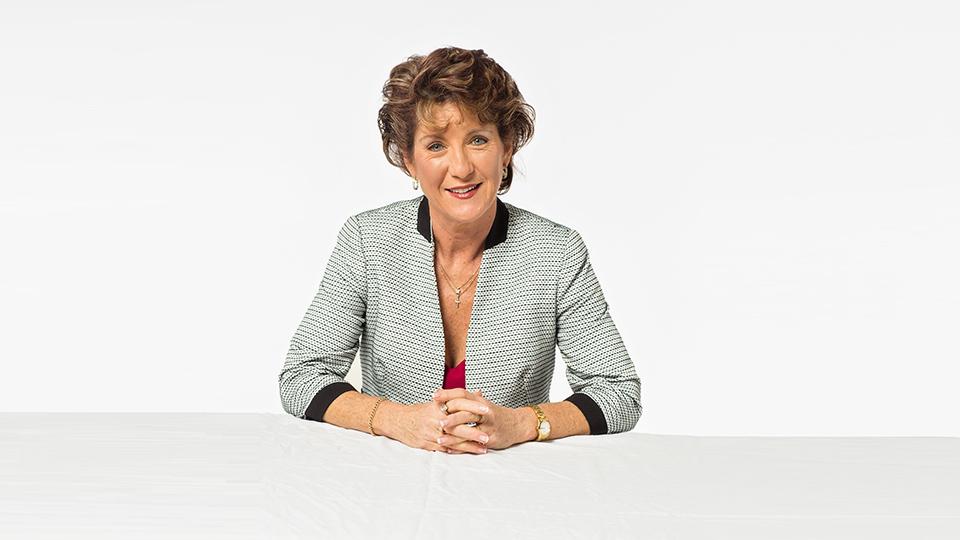 Psychotherapist Dr Karen Phillip