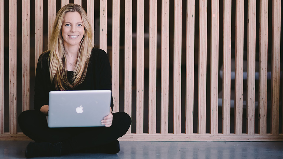 Women in business: Meet Jessica Ruhfus, founder and CEO of Collabosaurus