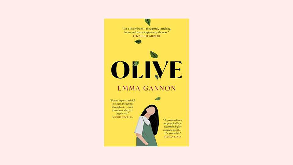 Olive by Emma Gannon - image by Harper Collins