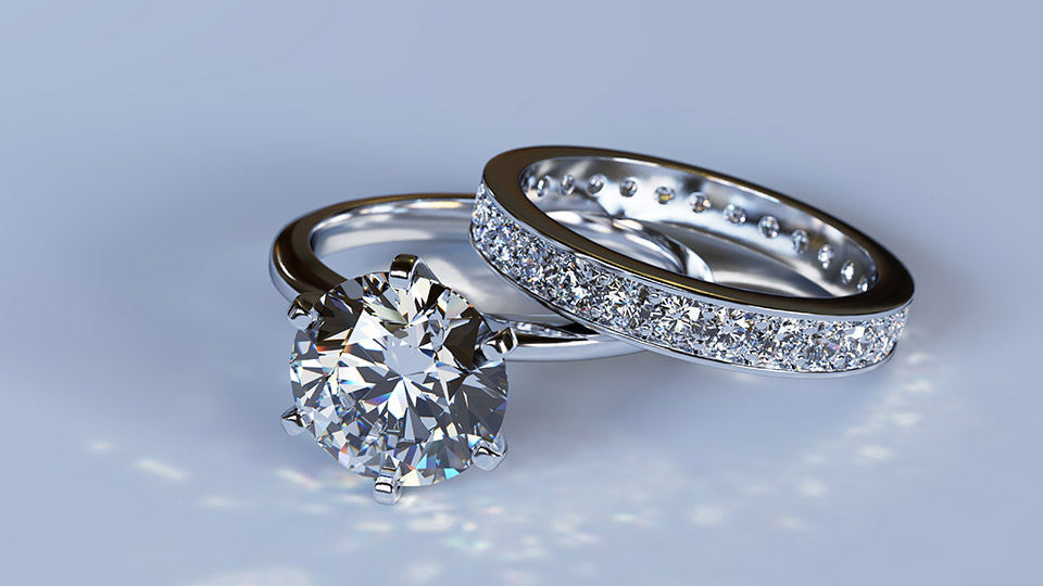 Tips for choosing the perfect women's wedding ring