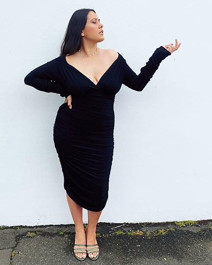 A stylish guide to dressing a curvy body shape
