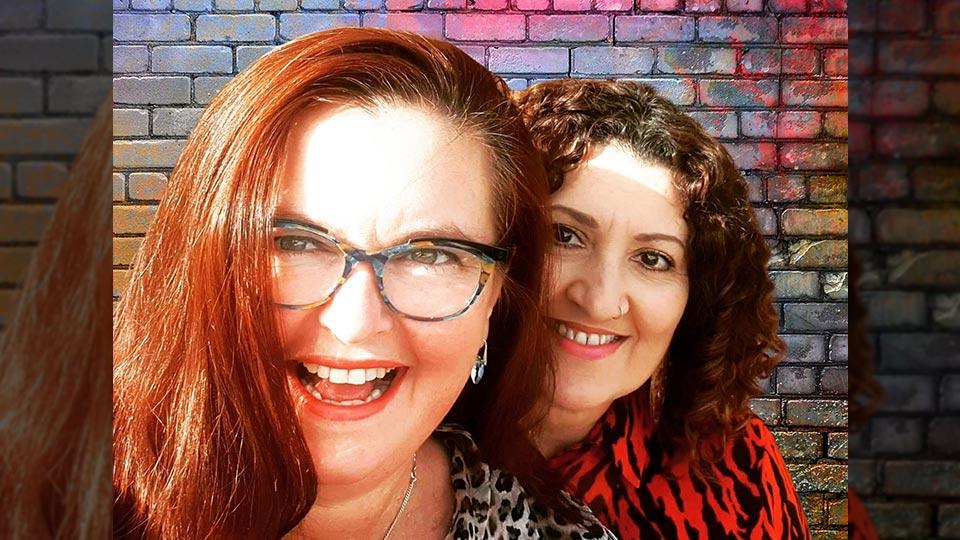 Penny Rabarts and Jo Vraca of UnRipe Community podcast