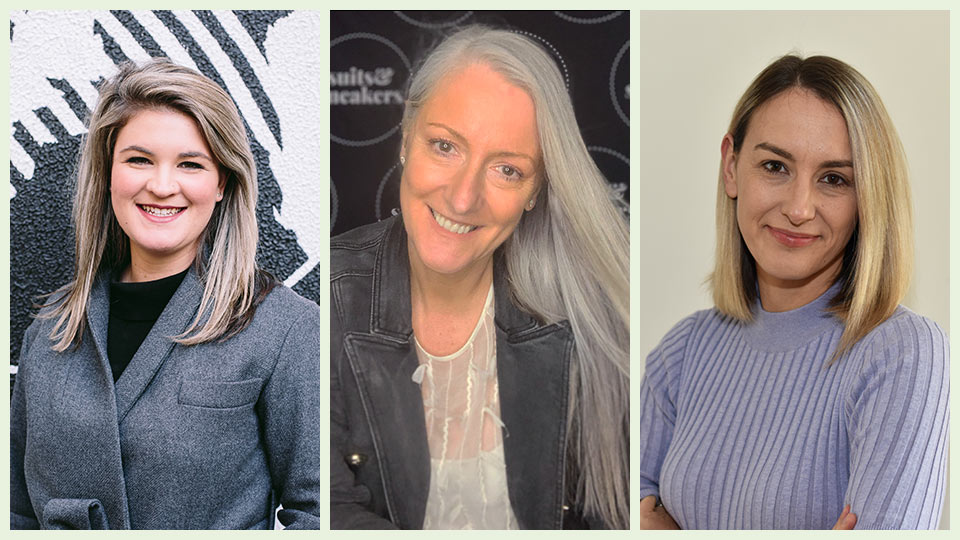 3 women marketing share key career learnings