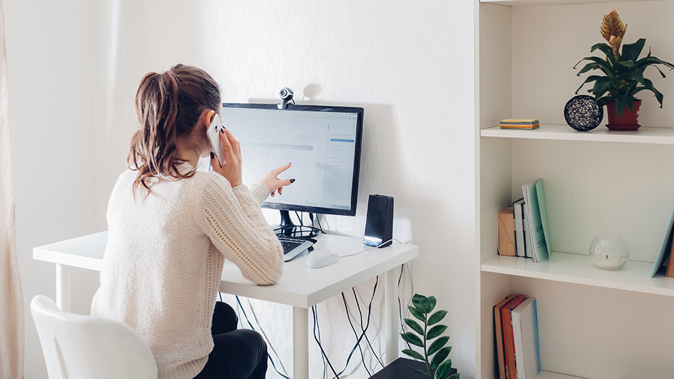 How to get promoted when you're working from home