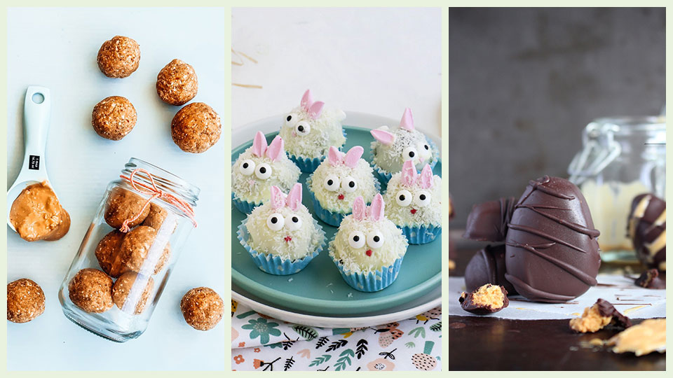 3 delicious treats to make this Easter