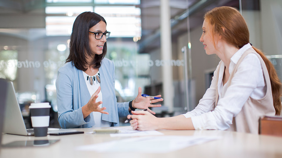 10 executive women on how to empower younger female employees